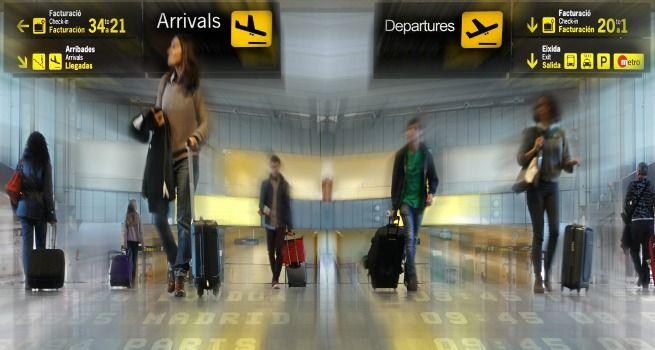 Como llegar del Aeropuerto de Madrid al Centro