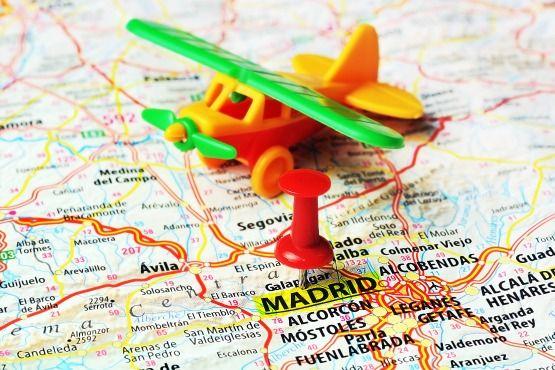 informacion aeropuerto de madrid
