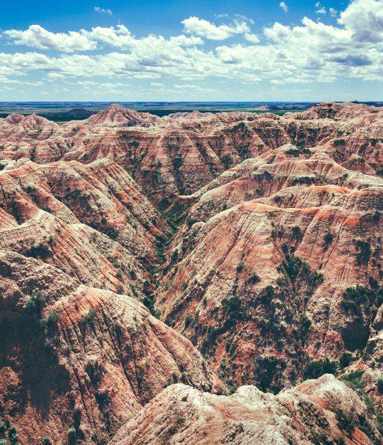 lugares turisticos de dakota del sur