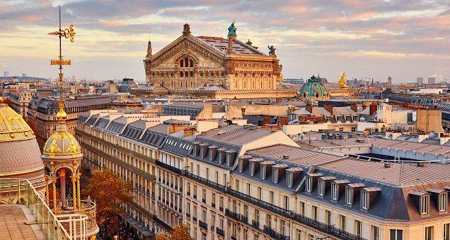 Donde Encontrar las Mejores Vistas de Paris