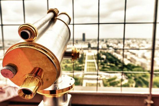 Encontrar las mejores vistas de Paris