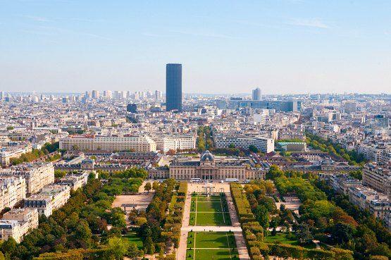las Mejores Vistas de Paris