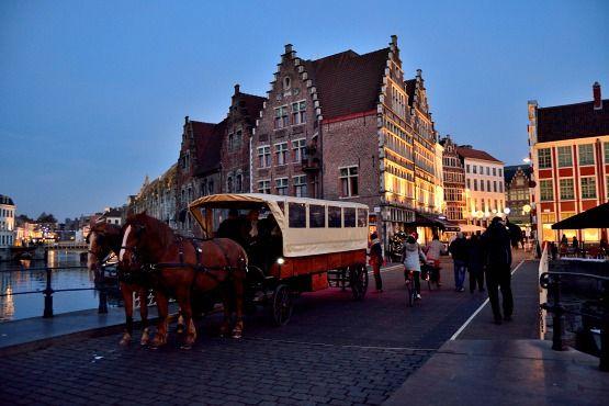 que ver en Gante Flandes