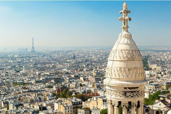 vistas de Paris gratis