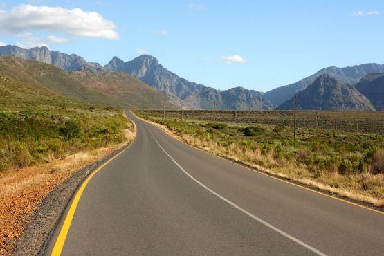 Conducir en Sudafrica