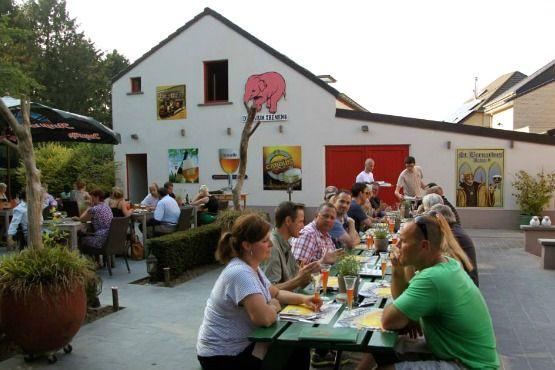 comida en belgica