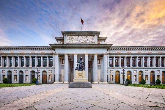 visitar el Museo del Prado en Madrid