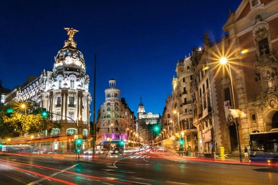 Ver Madrid en dos dias