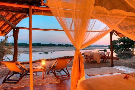 hoteles en zambia