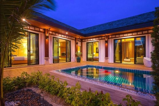 phuket pool villa