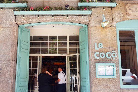 Restaurante Le Cocó Madrid