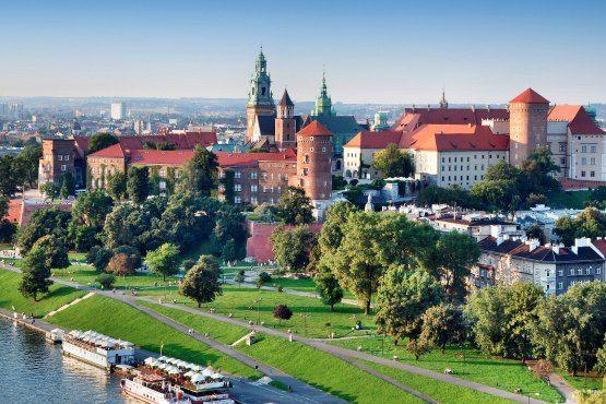 cracovia polonia turismo