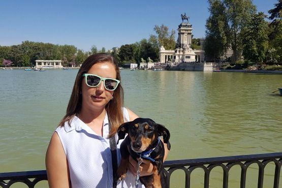 guia de madrid dogfriendly