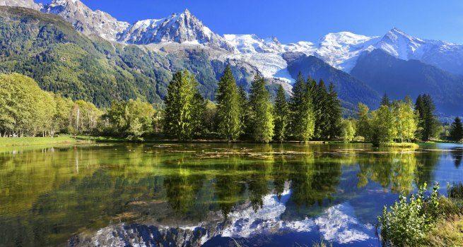 Alpes Franceses en Verano