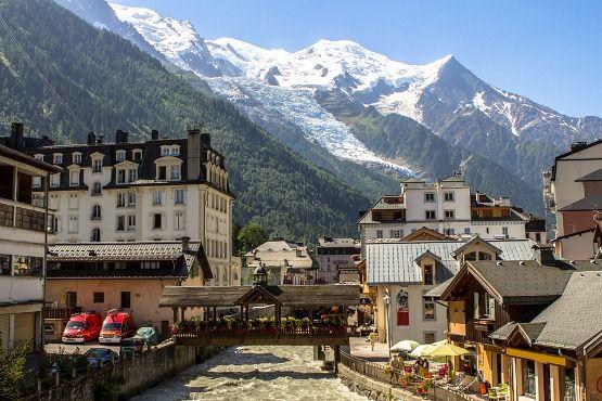 Pueblos Alpes Franceses