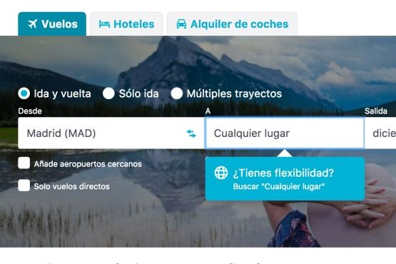 viajes baratos online
