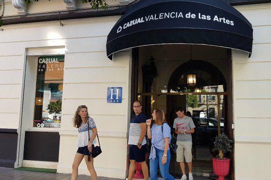 Casual Hoteles Valencia