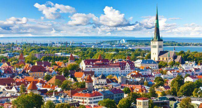 Ruta por los Paises Balticos