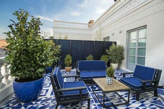 alojamiento con encanto en Madrid