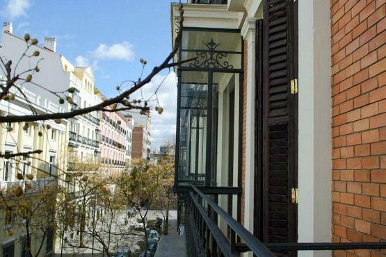 buscar un hotel en Madrid