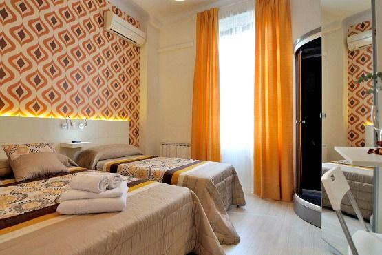 hotel económico en Madrid