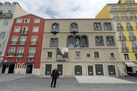Casa dos Bicos Lisboa