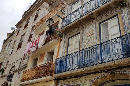 Fachadas Lisboa