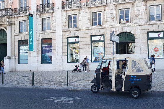 Moverse por Lisboa
