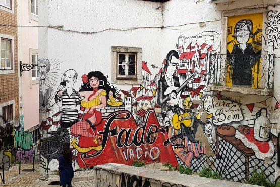 Murales de Lisboa