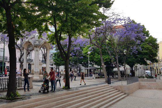 Parques de Lisboa