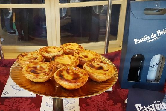 Pasteles de Belem Lisboa