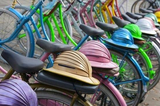 Bike in Bali