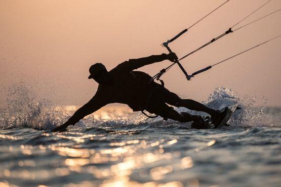 Kite Surfing in Bali