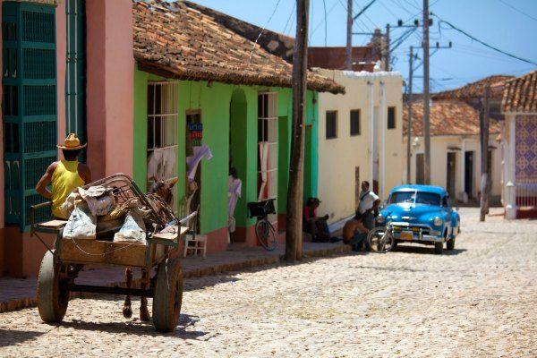 El tiempo en Cuba