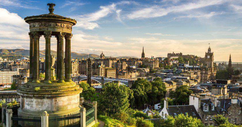 Festivales de Edimburgo