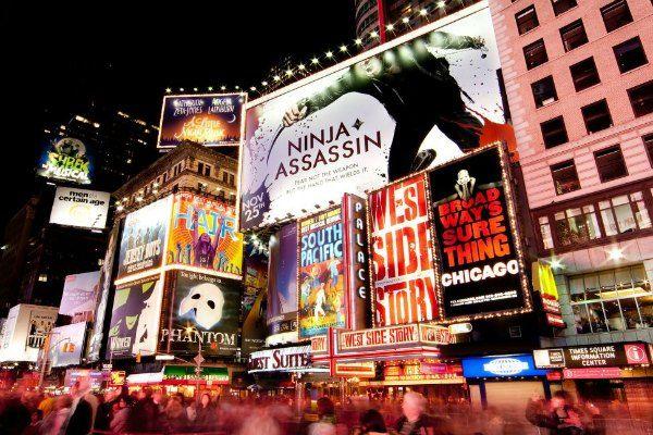Musical Broadway barato