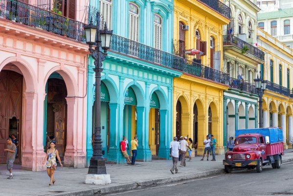 guia para viajar a Cuba