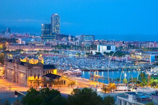 que hacer en Barcelona de noche