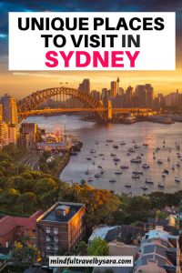 What to do in Sydney