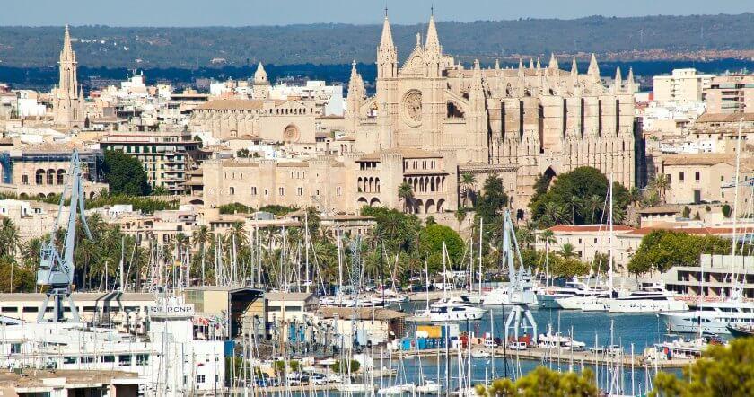 escapada a Palma de Mallorca
