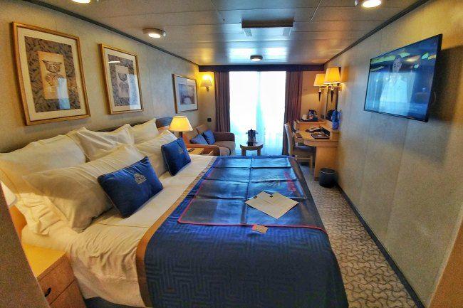crucero queen victoria