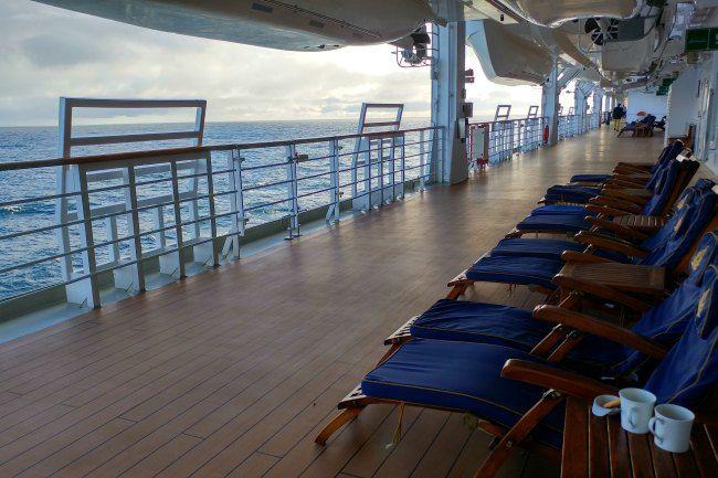 qué hacer en un crucero