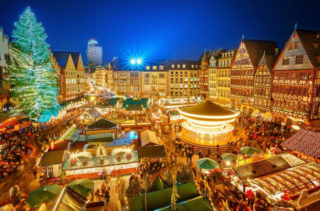 best christmas destinations - Best Christmas Destinations