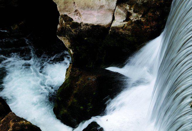 Cueva del gato Gran Senda de Malaga