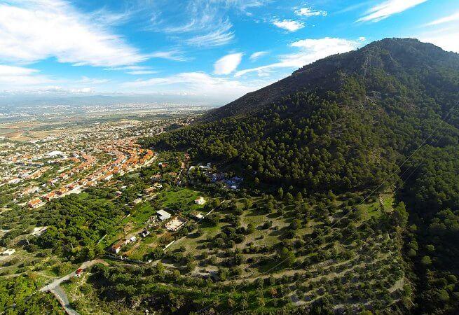 Gran Senda de Malaga Andalucia