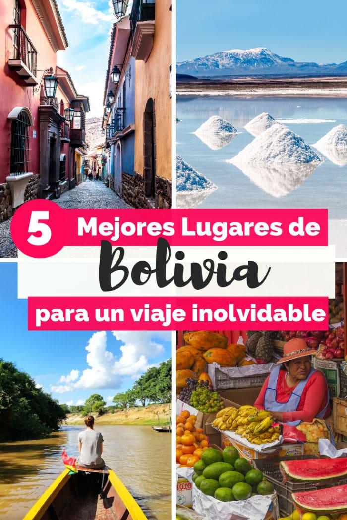 lugares para visitar bolivia
