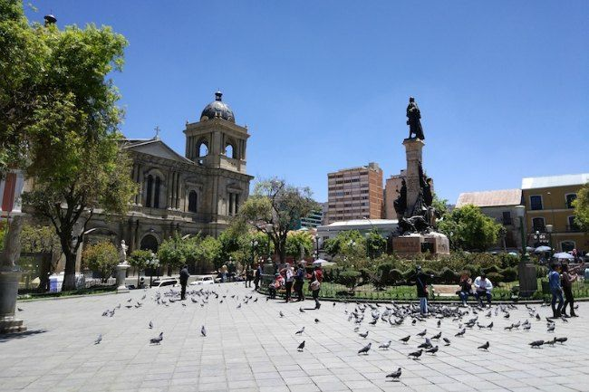 lugares turisticos Bolivia