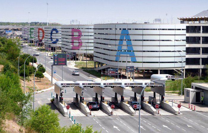 aeropuerto madrid al centro