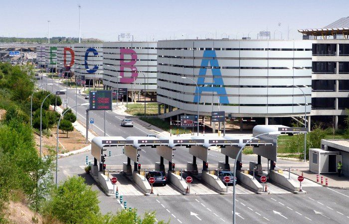 Madrid Car Parking Cost
