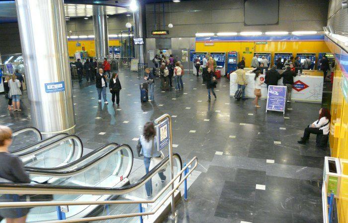madrid metro tickets